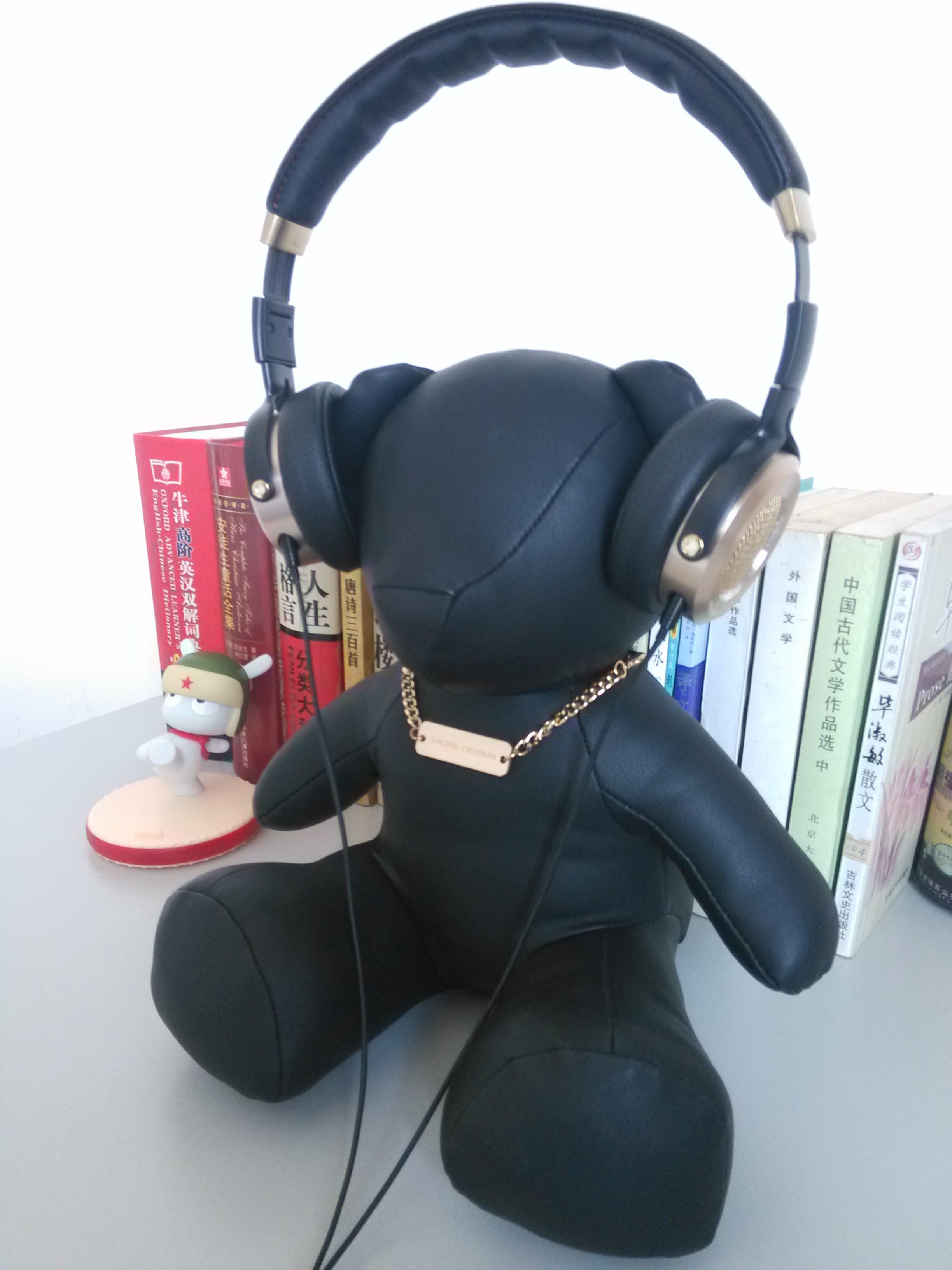 小米头戴式耳机开箱