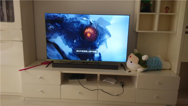 6I2J5oS5pelYg==_[晒机&评测] 【小米电视2开箱评测】 与劲敌乐 视x50 air 艺术版对比.