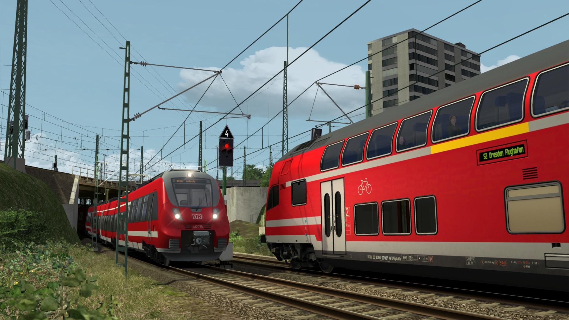 德国里萨 - 德累斯顿铁路